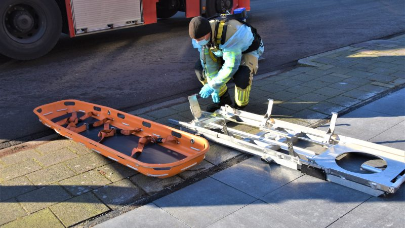 Speciale procedure brandweer in Coronatijd