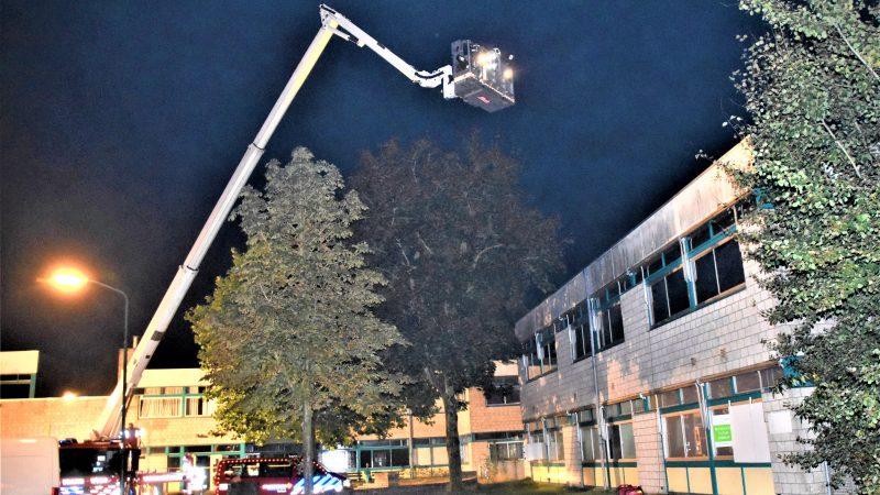 Orlando-gebouw nu doelwit brandweer
